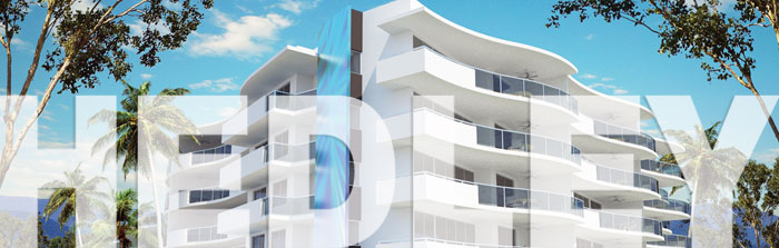 Essence, Cairns City Developments: by the Hedley Group