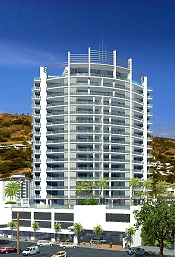Click to zoom on T1 Townsville City Apartments